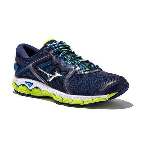 mens running shoes Mizuno Wave Sky