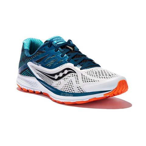 mens running shoes Saucony Ride 10