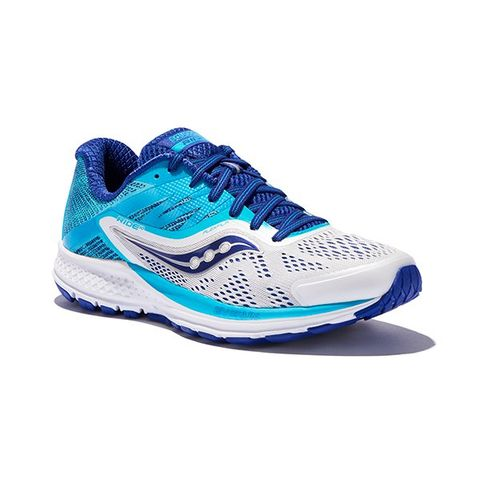 womens running shoes Saucony Ride 10