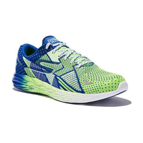 mens running shoes Skechers GoMeb Razor