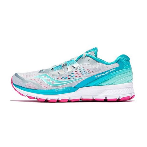 womens running shoes Saucony Zealot ISO 3