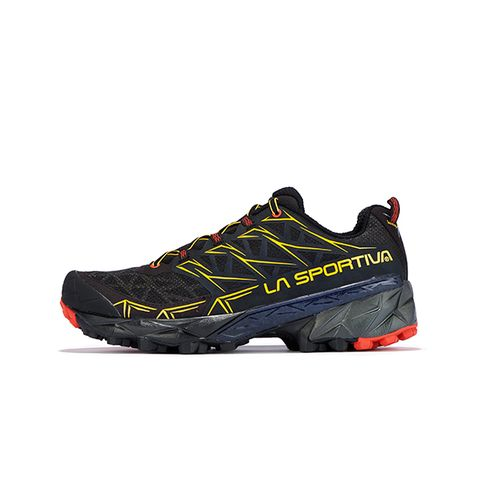 mens trail running shoes la sportiva akyra