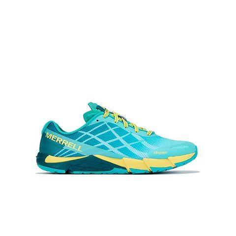 womens trail running shoes Merrell Bare Access Flex