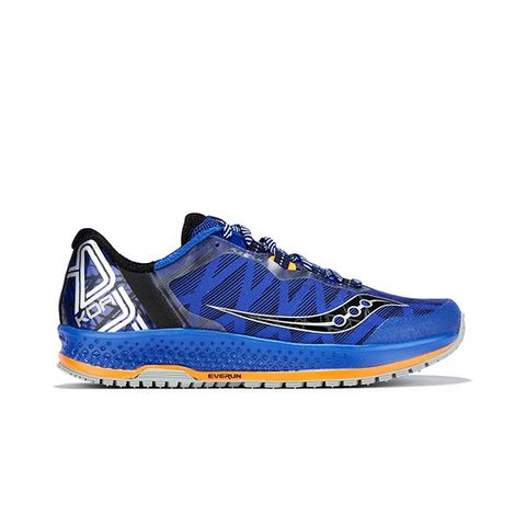 mens trail running shoes Saucony Koa TR