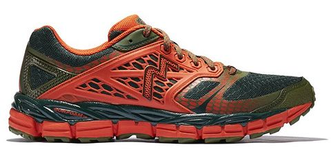 Footwear, Product, Shoe, Athletic shoe, Sportswear, White, Sneakers, Orange, Carmine, Running shoe,