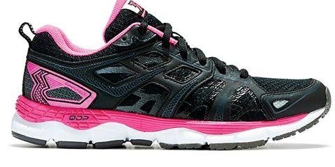 Footwear, Product, Shoe, Sportswear, Athletic shoe, White, Magenta, Pink, Style, Sneakers,