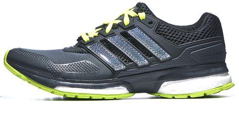 Footwear, Product, Shoe, Yellow, Green, Athletic shoe, Sportswear, White, Sneakers, Line,
