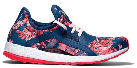 Footwear, Shoe, Product, White, Red, Sneakers, Athletic shoe, Logo, Carmine, Orange,