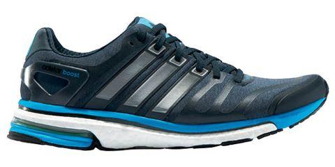 Footwear, Blue, Product, Shoe, White, Aqua, Athletic shoe, Sneakers, Teal, Logo,