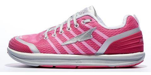 Footwear, Product, Shoe, White, Pink, Sneakers, Pattern, Magenta, Light, Carmine,