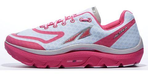 Footwear, Shoe, Product, Sportswear, Athletic shoe, Magenta, White, Red, Pink, Sneakers,