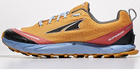 Footwear, Product, Brown, Yellow, Shoe, Sportswear, White, Orange, Line, Logo,