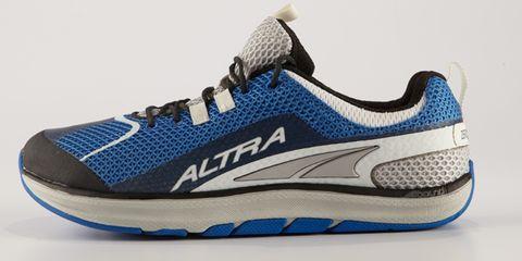 Footwear, Blue, Product, Shoe, Sportswear, Athletic shoe, White, Line, Sneakers, Logo,