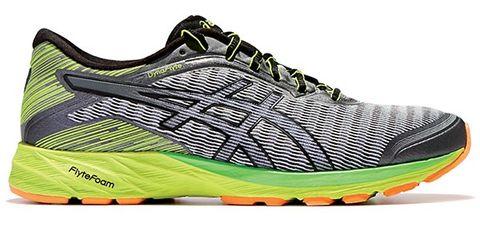 Footwear, Product, Shoe, Green, Athletic shoe, Sportswear, White, Line, Sneakers, Logo,