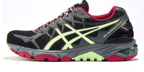 Footwear, Product, Shoe, Athletic shoe, Sportswear, Red, White, Sneakers, Pink, Magenta,