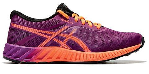 Footwear, Product, Shoe, Brown, Purple, Magenta, Violet, Pink, Sportswear, Sneakers,