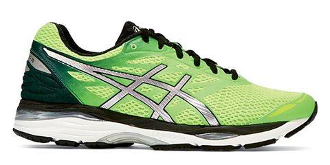 Footwear, Green, Product, Shoe, Sportswear, Athletic shoe, White, Line, Sneakers, Logo,
