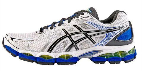 Footwear, Blue, Product, Shoe, Sportswear, Athletic shoe, White, Running shoe, Sneakers, Line,