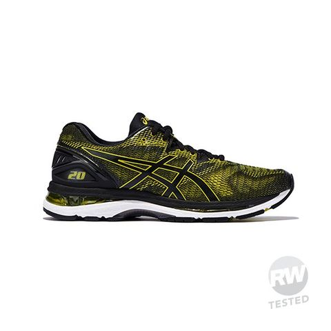 100% authentique f25ea 82926 Asics Gel-Nimbus 20 Review- Asics Running Shoes