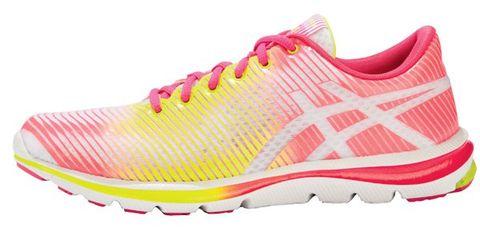 Footwear, Product, Shoe, White, Sportswear, Magenta, Pink, Red, Athletic shoe, Line,