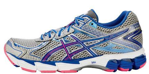 Footwear, Blue, Product, Shoe, Athletic shoe, Sportswear, White, Sneakers, Line, Running shoe,