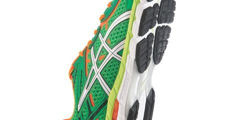Green, Pattern, Carmine, Sports gear, Cleat, Glove,