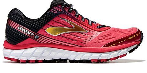Footwear, Product, Shoe, Sportswear, Athletic shoe, Red, White, Sneakers, Magenta, Logo,