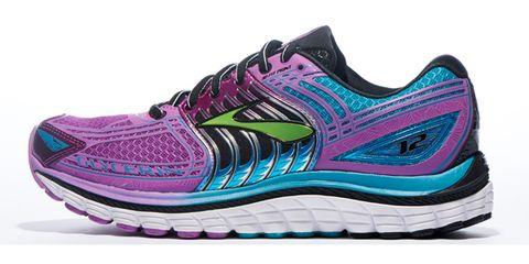 Footwear, Product, Shoe, Purple, Violet, Magenta, White, Pink, Athletic shoe, Sportswear,