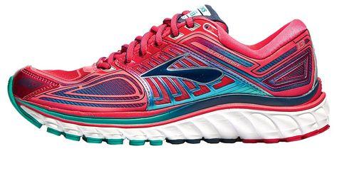 Footwear, Product, Shoe, Sportswear, Athletic shoe, White, Red, Line, Sneakers, Pattern,