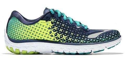 Footwear, Product, Green, Shoe, Athletic shoe, White, Sportswear, Line, Sneakers, Teal,
