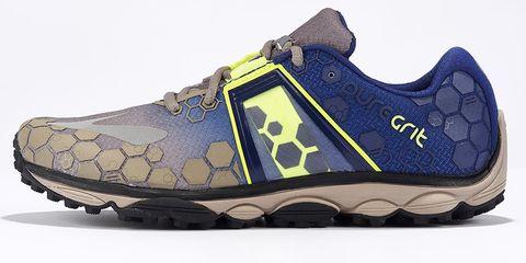 Footwear, Product, Shoe, Yellow, White, Athletic shoe, Logo, Sneakers, Tan, Purple,