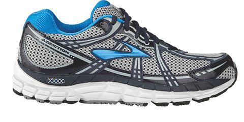 Footwear, Product, Blue, Athletic shoe, Sportswear, White, Line, Sneakers, Running shoe, Logo,