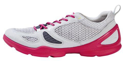 Footwear, Product, Shoe, Athletic shoe, Sportswear, White, Red, Magenta, Pink, Sneakers,