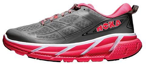 Footwear, Product, Shoe, Red, Athletic shoe, Sportswear, White, Sneakers, Logo, Carmine,