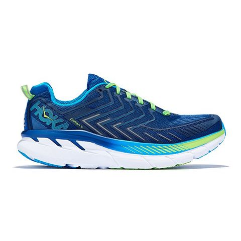 best mens running shoes Hoka One One Clifton 4