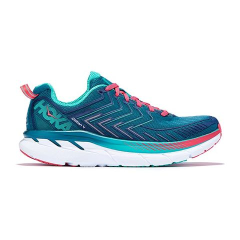 best womens running shoes Hoka One One Clifton 4