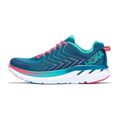 new concept c0a4e 33888 Hoka One One Clifton 4 - Women's | Runner's World