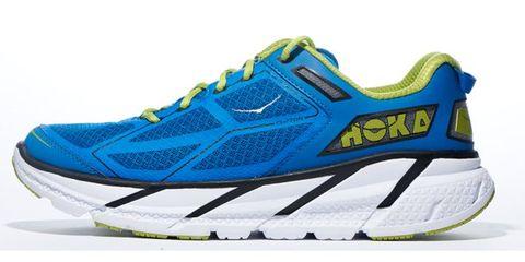 Footwear, Blue, Product, Shoe, Sportswear, Yellow, Athletic shoe, White, Line, Aqua,