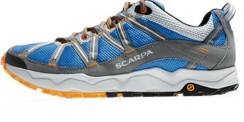 Footwear, Blue, Product, Shoe, Sportswear, Athletic shoe, White, Orange, Sneakers, Line,
