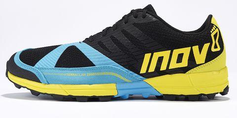 Footwear, Blue, Shoe, Product, Yellow, Sportswear, Athletic shoe, White, Sneakers, Line,