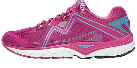Footwear, Product, Shoe, Sportswear, Magenta, Purple, White, Athletic shoe, Red, Pink,