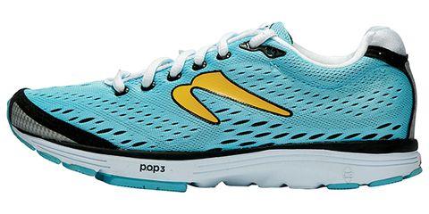Footwear, Blue, Product, Shoe, Sportswear, Athletic shoe, White, Aqua, Teal, Line,
