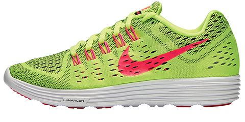 Footwear, Product, Green, White, Pink, Athletic shoe, Line, Magenta, Sneakers, Logo,
