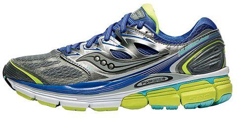 Footwear, Blue, Product, Shoe, Sportswear, Athletic shoe, White, Line, Sneakers, Running shoe,
