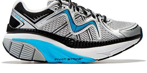 Footwear, Blue, Product, Shoe, Sportswear, Athletic shoe, White, Line, Aqua, Sneakers,
