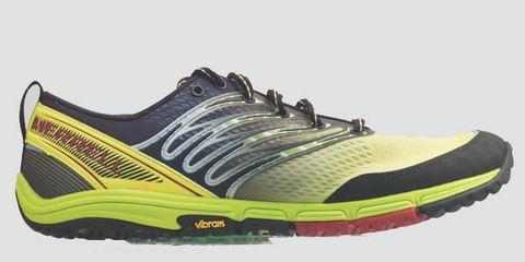 Footwear, Product, Shoe, Yellow, Green, Sports equipment, Athletic shoe, Sportswear, Line, Carmine,