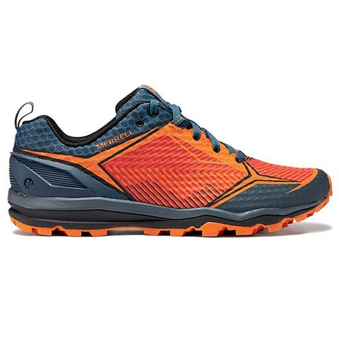 lace up in pretty nice large discount Merrell All Out Crush Shield - Men's | Runner's World