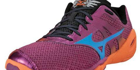 Footwear, Shoe, Product, Brown, Sportswear, Athletic shoe, Purple, White, Orange, Magenta,