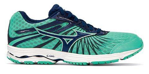 Footwear, Product, Shoe, Sportswear, Athletic shoe, White, Running shoe, Sneakers, Teal, Aqua,