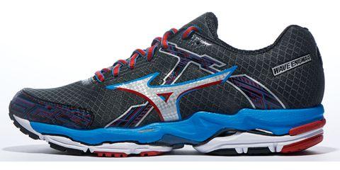 Footwear, Product, Blue, Shoe, Sportswear, Athletic shoe, White, Sneakers, Running shoe, Logo,